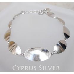 Cyprus ezüst karkötő