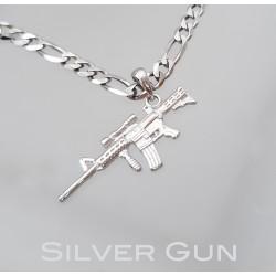 Ezüst fegyver medál