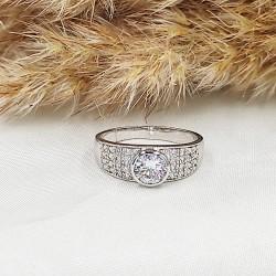 Ezüst Jara gyűrű