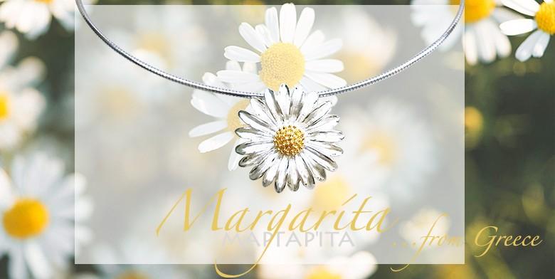 Margarétás ékszerek